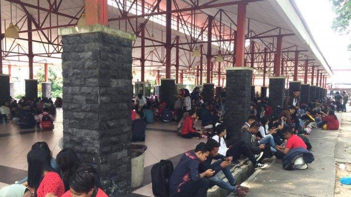 H-2 Pembukaan Job Fair, Pencaker Mulai Padati Batamindo, Ana: Berkas Kami Sudah Lengkap