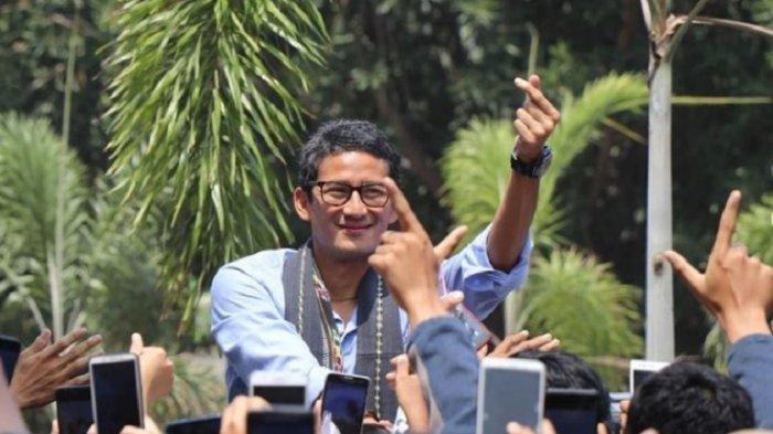 Partai Gerindra Resmi Umumkan Kepengurusan Baru, Ada Nama Sandiaga Uno dan  Sejumlah Orang Baru - Tribun Batam