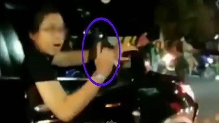 Polisi Cari Pemobil Fortuner Koboy Penodong Pistol usai Tabrak 2 Perempuan, Sosoknya Terkuak