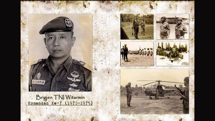 Sosok Legenda Danjen Kopassus, Sukses Tumpas PKI Hingga ke Hutan, Berjuang Sejak Perang Kemerdekaan