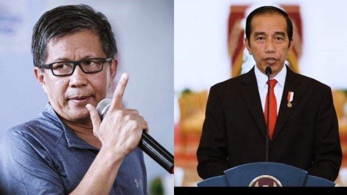 Terungkap Alasan Sebenarnya Rocky Gerung Selalu Kritik Presiden Jokowi
