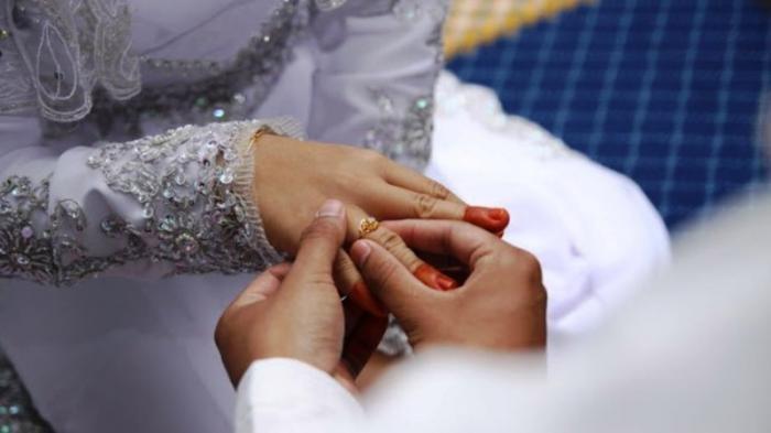 Ilustrasi Pernikahan