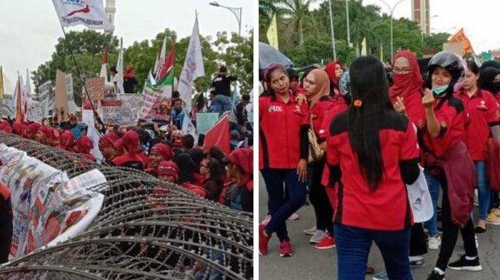 BESOK Senin 2 November, Serikat Buruh Gelar Demo Besar-besaran di Depan MK