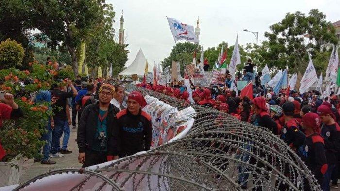 CATAT! Hindari Sejumlah Jalan Ini Karena Berpotensi Macet, Buruh Batam Bakal Demo Hari Ini