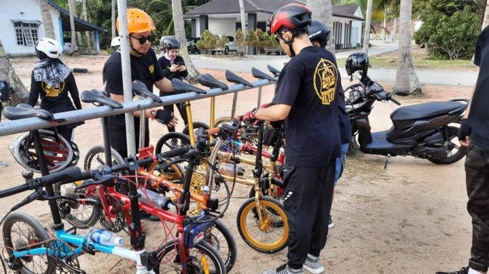 MINAT Gowes Turun, Omset Penjualan Sepeda di Batam Anjlok hingga 80 Persen
