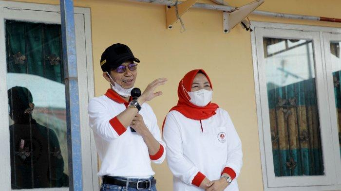Wakil Walikota Batam Amsakar Achmad dan Istri Negatif Covid-19, Dirawat Selama 11 Hari