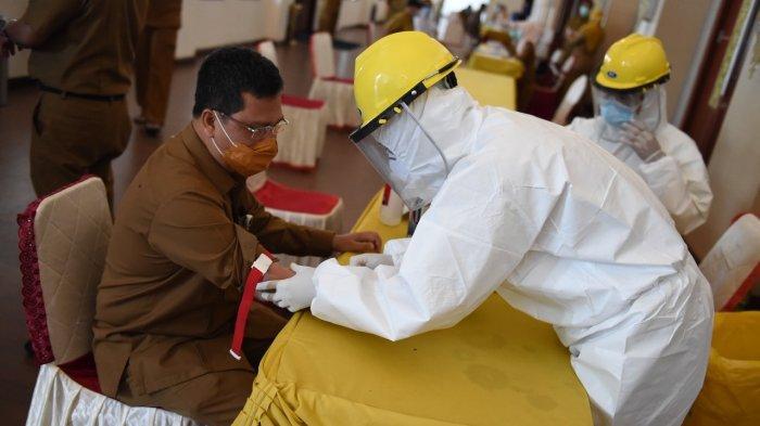 Rapid Test Berbayar di Bandara Hang Nadim Batam, Ini Tanggapan Plt Gubernur Kepri Isdianto