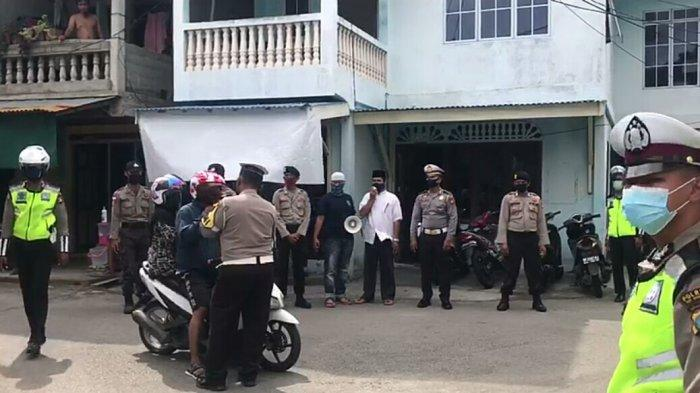 Kapolres Anambas Beberkan Kronologi Anggota Tim Gugus Tugas Covid-19 Dihajar 3 Remaja