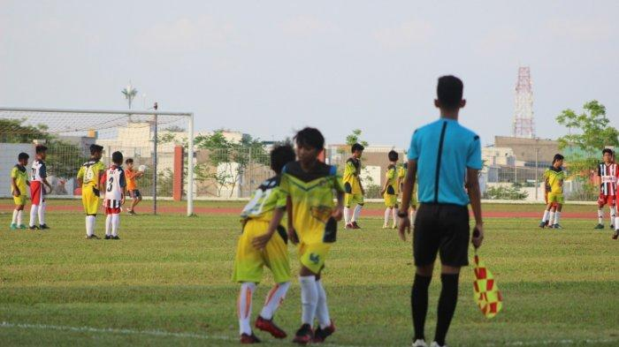 Rencana Seleksi Pemain Timnas Muda di Kepri, Ini Kata Pelatih Sepak Bola Batam