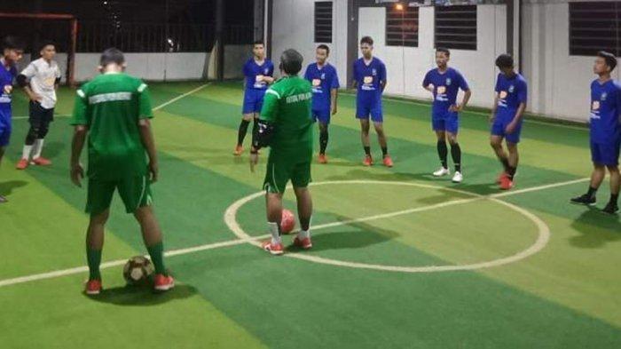 Tim Futsal Kepri Pasrah Hadapi PON XX Papua, Minim Anggaran, 'Kami Realistis Saja'