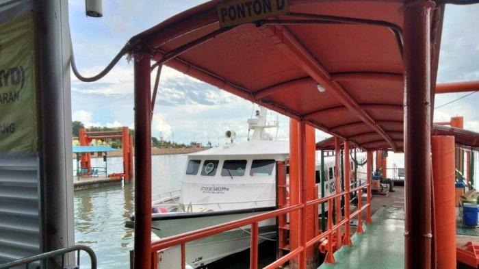 Jadwal Kapal Ferry di Pelabuhan Domestik Sri Bintan Pura Tanjungpinang, Kamis 8 Juli 2021