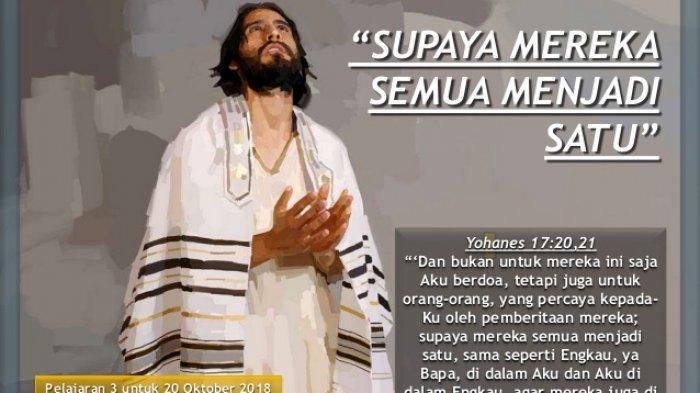DOA, Bacaan dan Renungan Harian Katolik Kamis, 20 Mei 2021: 'Yesus Selau Berdoa Buatmu'