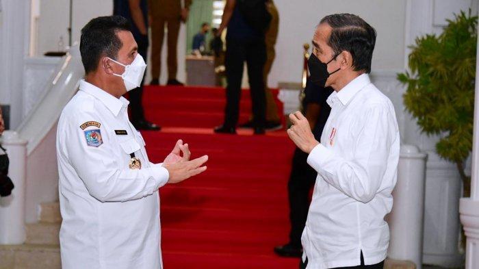 Respons Jokowi Soal Jembatan Batam Bintan hingga Program Vaksinasi di Kepri