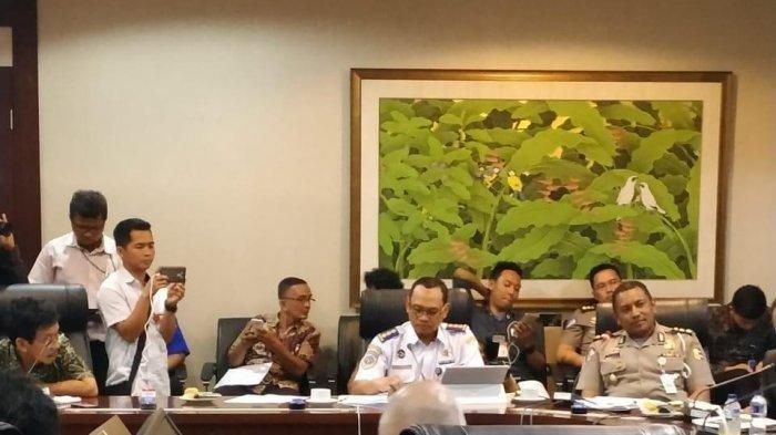 Kemenhub; Pemudik via Kapal Laut dari Batam Tertinggi di Indonesia; Masa Mudik Berakhir Besok - 20062019_kemenhub_pemudik_batam.jpg
