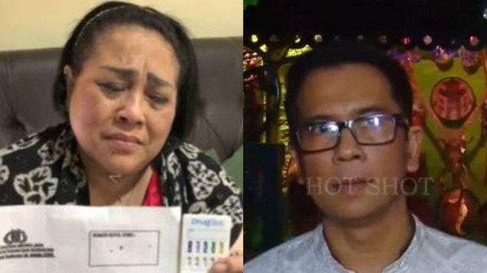 Tetanggaan 10 Tahun sama Nunung, Ini Kesaksian Krisna Mukti Soal Temuan Narkoba di Rumah si Pelawak