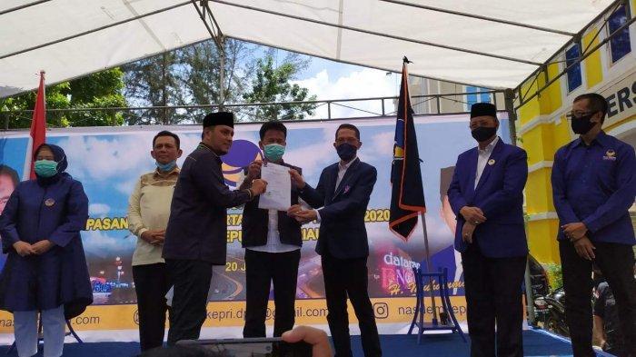 GOLKAR Gagal Bersanding dengan NASDEM di Pilwako Batam, Ruslan Irit Bicara, Rudi: Kami Petahana