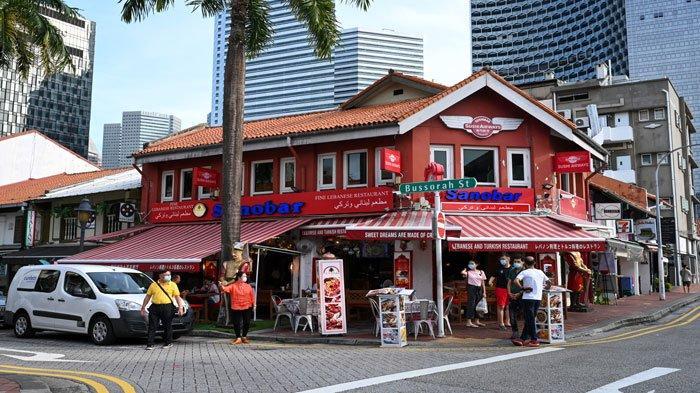 Singapura Batal Damai dengan Covid-19, Terapkan Lockdown Parsial Mulai Kamis