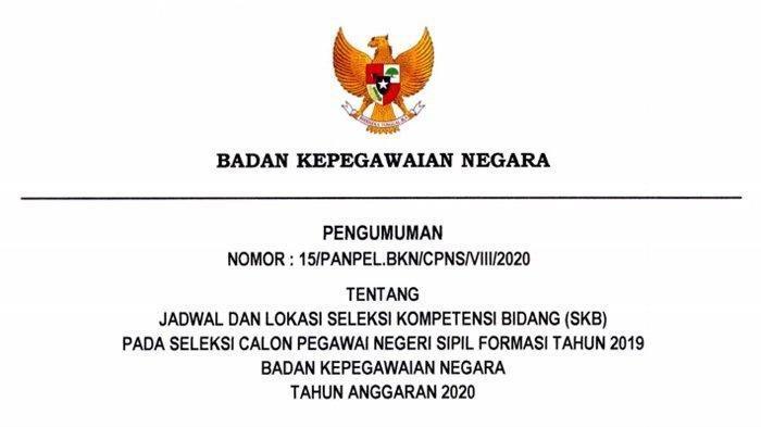 Jadwal Seleksi CPNS 2021 Dibuka 31 Mei, Apa Saja Dokumen yang Wajib Disiapkan?