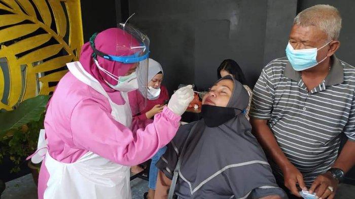 5 Orang Positif Covid-19 Saat Tes Antigen Massal di Coastal Area Karimun, Termasuk Suami Istri