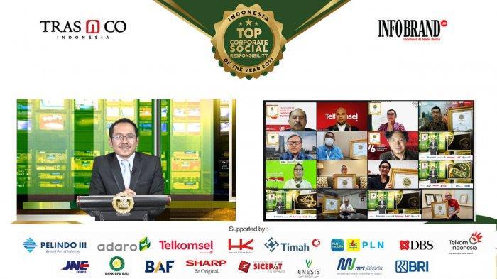 DAFTAR Perusahaan Peraih Top CSR of The Year 2021di Indonesia