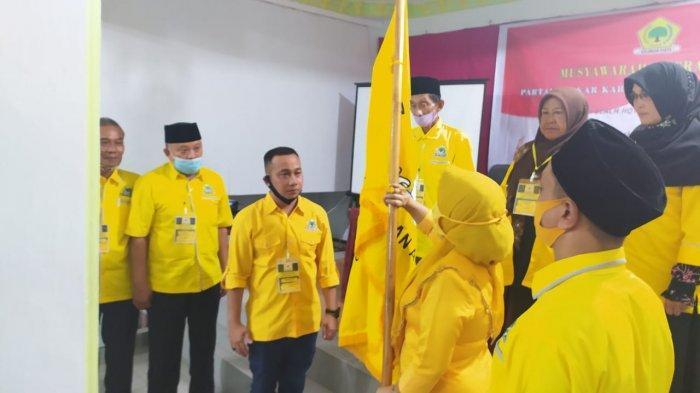 Indra Syahputra Jabat Ketua DPD II Partai Golkar Anambas, Didukung 9 Pimpinan Kecamatan