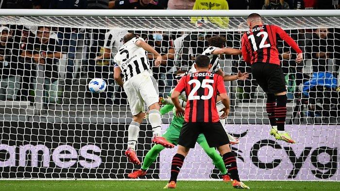 Juventus Lunglai Ditinggal Cristiano Ronaldo, Bermain Seri Lawan AC Milan