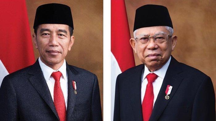 Catatan 1 Tahun Jokowi-Maruf: Pandemi Covid, Anak Ikut Pilkada Hingga Kontroversi UU Ciptaker