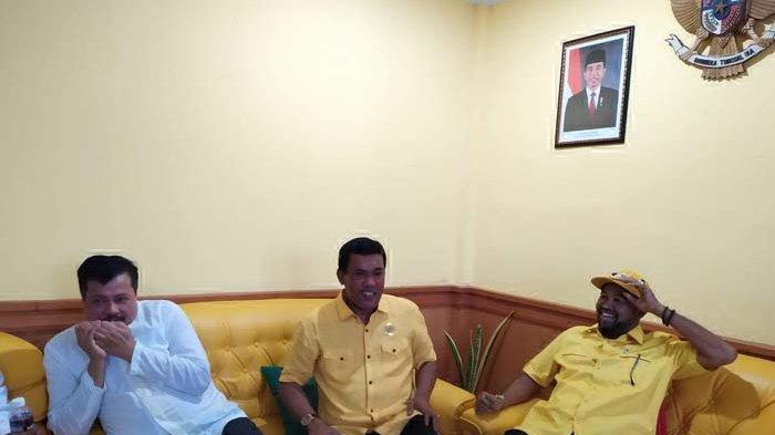 Lukita Dinarsyah Tuwo dan Ruslan Ali Wasyim Kian Mesra, Sinyal Berpasangan di Pilwako Batam 2020