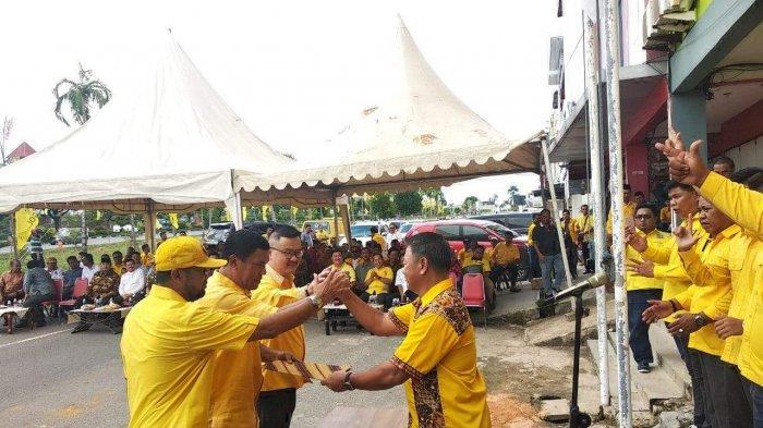 Partai Golkar Kecamatan se-Batam Bulat Dukung Ruslan Ali Wasyim di Pilwako Batam 2020