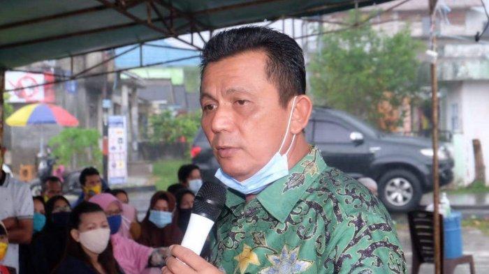 JAWABAN Ansar Ahmad Soal Pembagian APK saat Pembagian Sembako PKH di Batam