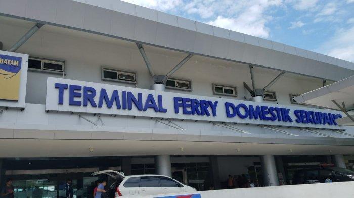 Jadwal Kapal di Pelabuhan Domestik Sekupang di H+2 Lebaran Idul Fitri 1441 H