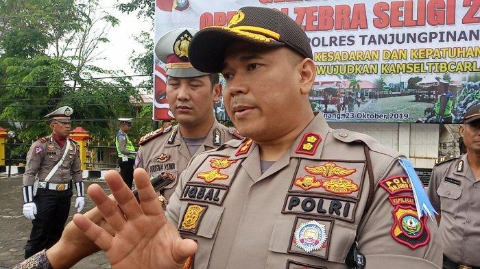 2 Pelaku Pencurian Modus Congkel Jok Motor di Tanjungpinang Diberkuk Polisi
