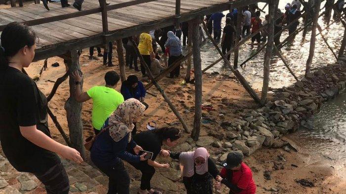 Jembatan Montigo Resort Batam Ambruk, Sudah Ada Korban Kembali ke Penginapan