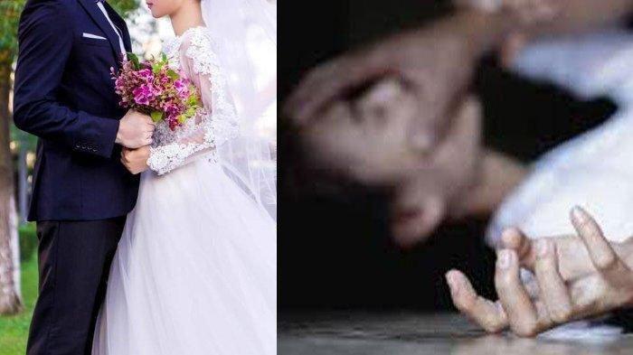 Suami Diikat di Malam Pertama, 4 Perampok Berseragam Polisi Gilir Mempelai Wanita