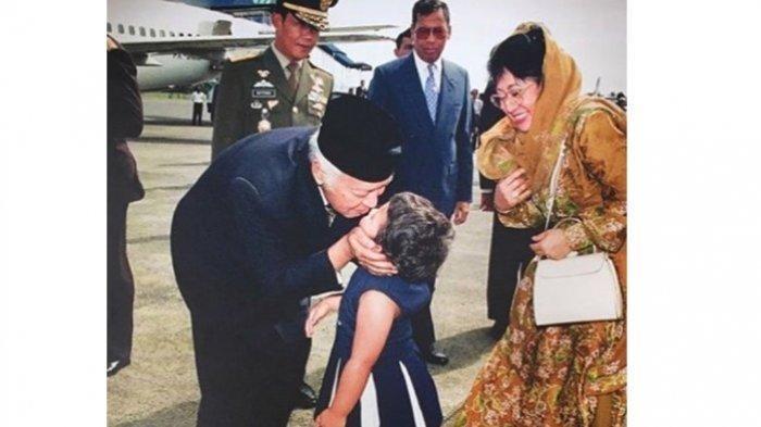 Soeharto Pernah Hendak Diracun Tikus Oleh Perempuan, Ngaku-ngaku Anak Soeharto Saat G30S/PKI