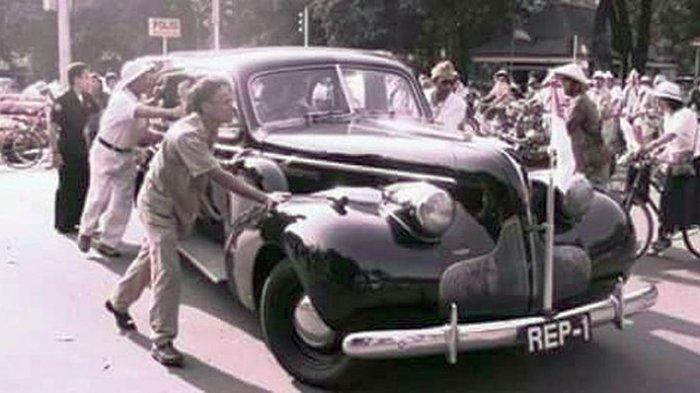 Sehabis Dilantik, Presiden Belum Punya Mobil Kepresidenan: Loyalis Soekarno 'Mencuri' Mobil Buick