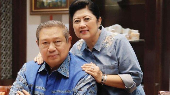 SBY Ulang Tahun ke- 70 Tepat di 100 Hari Ani Yudhoyono Meninggal, Aliya Rajasa Beri Pesan Haru