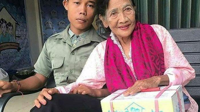 Remaja Nikahi Nenek Usia 71 Tahun, Begini Kondisi Rumah Tangg Slamet dan Rohaya Sekarang
