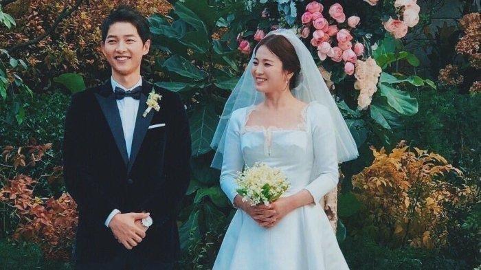 Song Joong Ki Sengaja Ajukan Gugatan Cerai Mendadak Tanpa Beritahu Song Hye Kyo, Alasannya Buat Syok