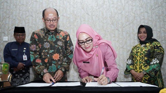 KPK Monitor Penyelesaian Aset Daerah di Pemkot Tanjungpinang, Beri Pesan Khusus ke Pemkot