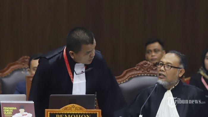 5 Jam di Sidang Putusan, Ekspresi  Bambang Widjojanto ini Dosorot Karena Bikin Penasaran