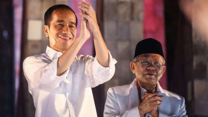 Beredar Daftar nama Calon Menteri Jokowi, Ada Nama AHY dengan Jabatan Mentereng, Sandiaga Uno?
