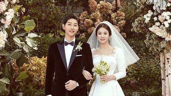 Song Hye Kyo dan Song Joong Ki Dirumorkan Rujuk oleh Media Taiwan, Begini Pemberitaannya
