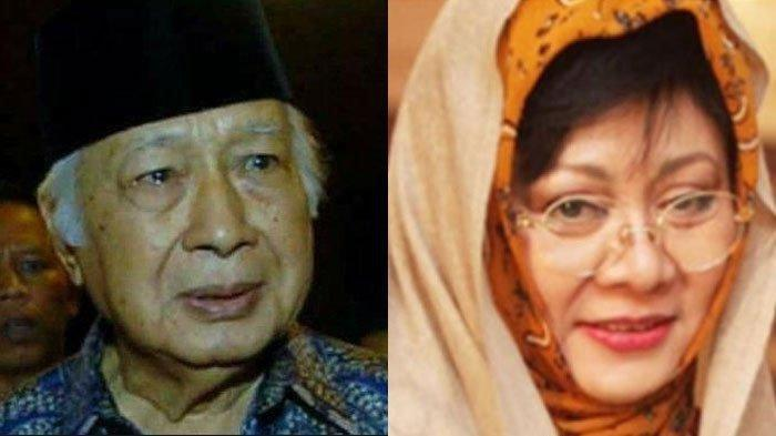 Lagu Khusus Ini untuk Soeharto di Akhir-akhir Hidupnya, Dinyanyikan Mbak Tutut Seraya Bertasbih