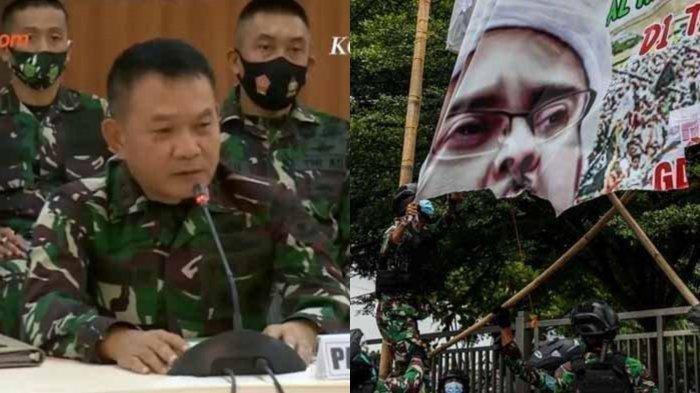 Pokok Masalah Pangdam Jaya Ancam Bubarkan Front Pembela Islam: Gertakan TNI & Kabar Rizieq Kini