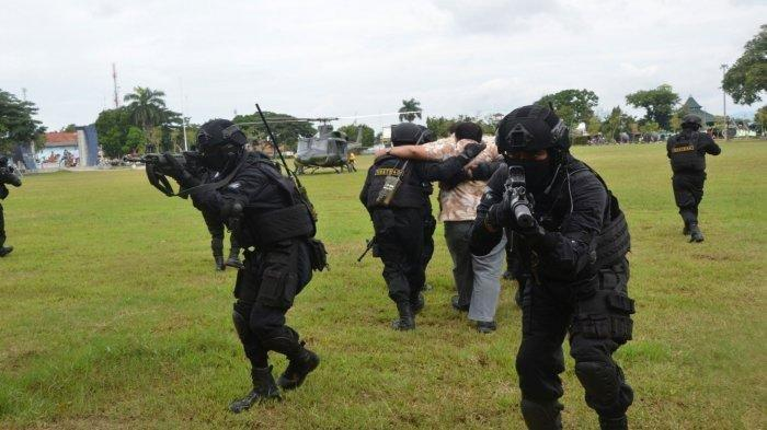 Pesan Jenderal Andika Perkasa terhadap Prajurit  Batalyon Kostrad yang Terima Latihan Khusus US Army