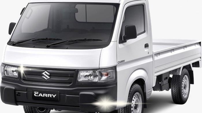 Suzuki New Carry Pick Up Jadi Mobil Terlaris Juni 2021 Menurut Gaikindo