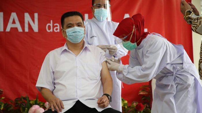 Covid-19 di Tanjungpinang Tambah 72 Kasus Dalam Sehari, Rudy Chua: Maksimalkan Protkes