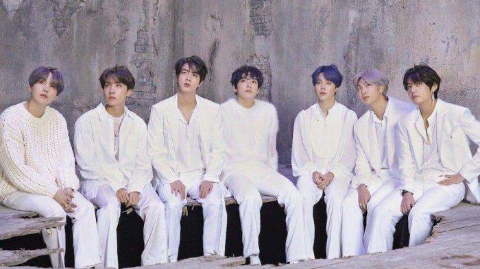 Download Lagu MP3 ON BTS, Lengkap dengan Video Klip, Rilis 21 Februari 2020