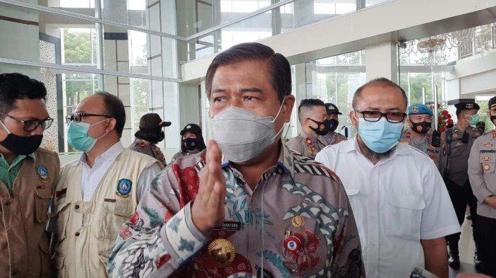 Penjabat (Pj) Gubernur Kepri, Suhajar Diantoro.